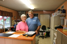 Crystal Rock Campground Owners