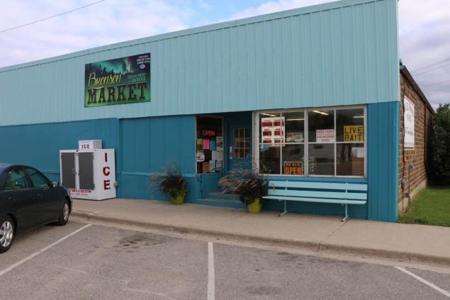 Lake Bronson Market www.usathroughoureyes.com