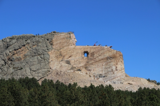Crazy Horse Monument www.usathroughoureyes.com