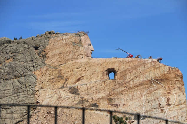 Crazy Horse Monument www.usathroughoureyes.com