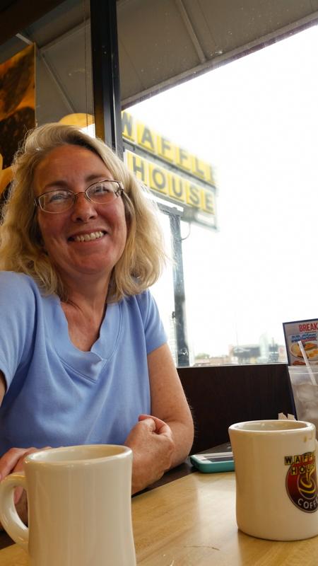 Waffle House, Corydon, IN www.usathroughoureyes.com