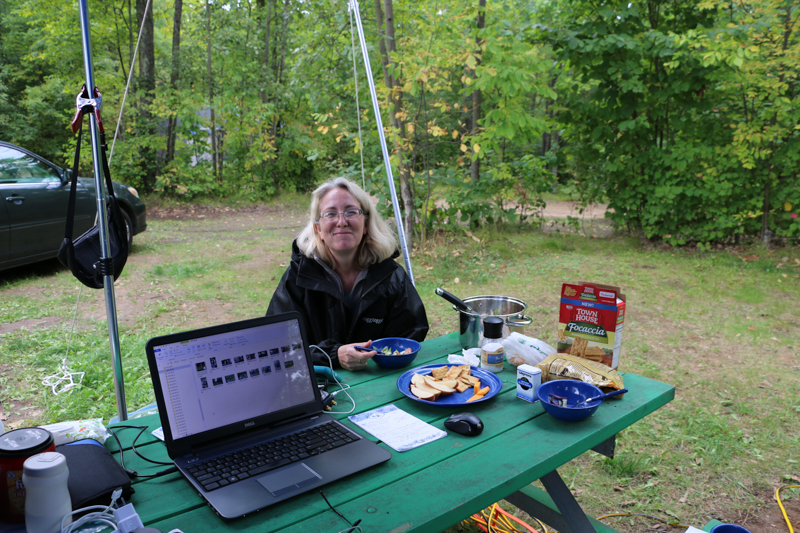 Camping in the Clouds, Florence, WI www.usathroughoureyes.com