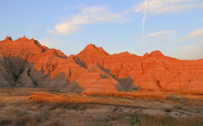 Badlands Natl. Park, Interior SD www.usathroughoureyes.com