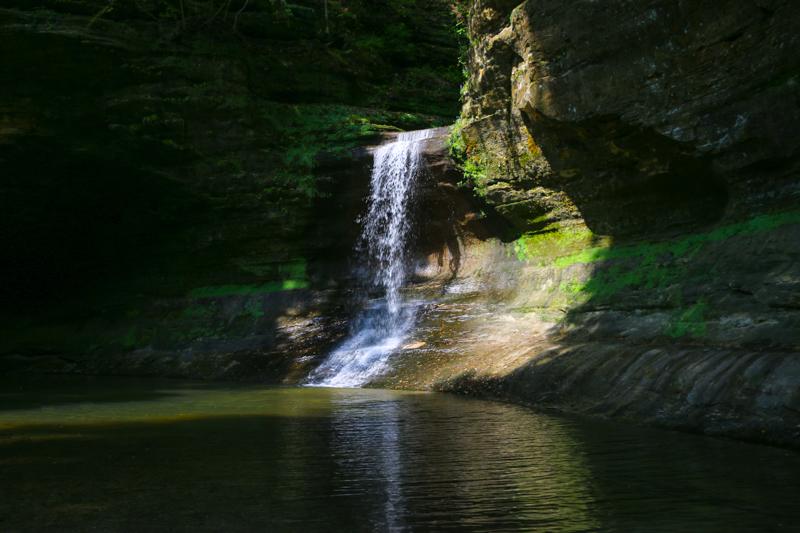 Matthiessen State Park, Oglesby, IL www.usathroughoureyes.com