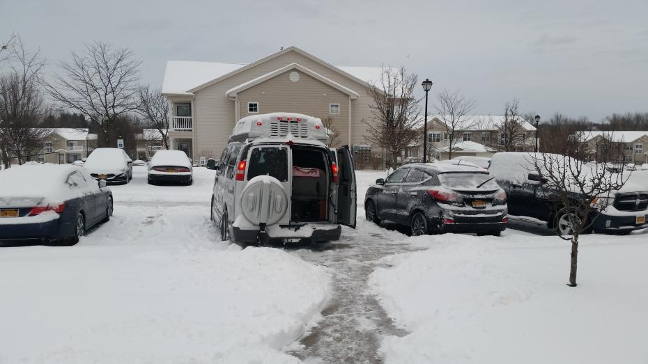 Loading the Van.www.usathroughoureyes.com