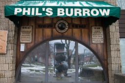 Punxsutawney Phil, Punxsutawney, PA. www.usathroughoureyes.com
