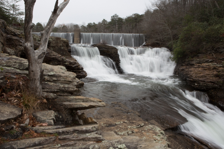 DeSoto Falls, Payne, AL. / ©2017 Audrey Horn Photo / www.usathroughoureyes.com