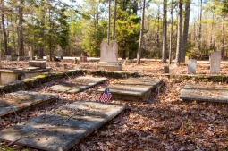 Old Shiloh Cemetery, Nixburg, AL. www.usathroughoureyes.com.