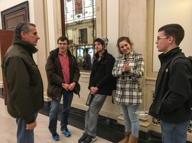 Eastman School of Music Students, Rochester, NY. www.usathroughoureyes.com
