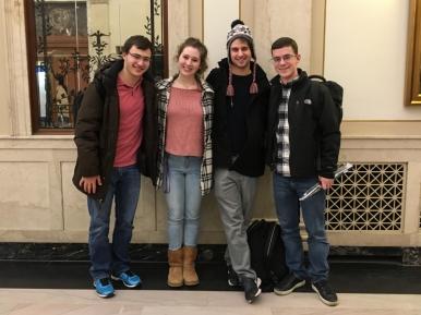 Eastman School of Music Students - Amelia, Daniel, James, Rochester, NY. www.usathroughoureyes.com