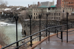 High Falls, Rochester, NY. www.usathroughoureyes.com
