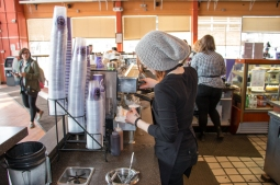 Spot Coffee, 200 East Ave, Rochester, NY. www.usathroughoureyes.com