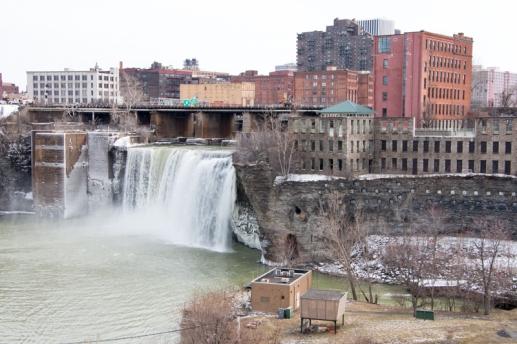 High Falls, Rochester, NY. www.usathroughoureyes.com