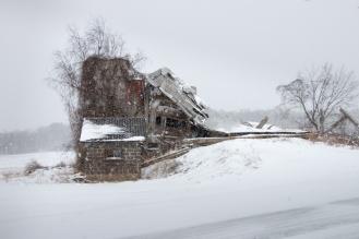 Barn in distress, Castile, NY. www.usathroughoureyes.com
