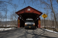 Keefer's Station Covered Bridge, Sunbury, PA