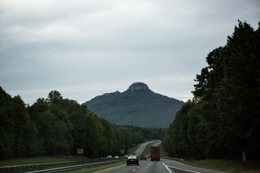 Pilot Mountain, North Carolina. www.usathroughoureyes.com